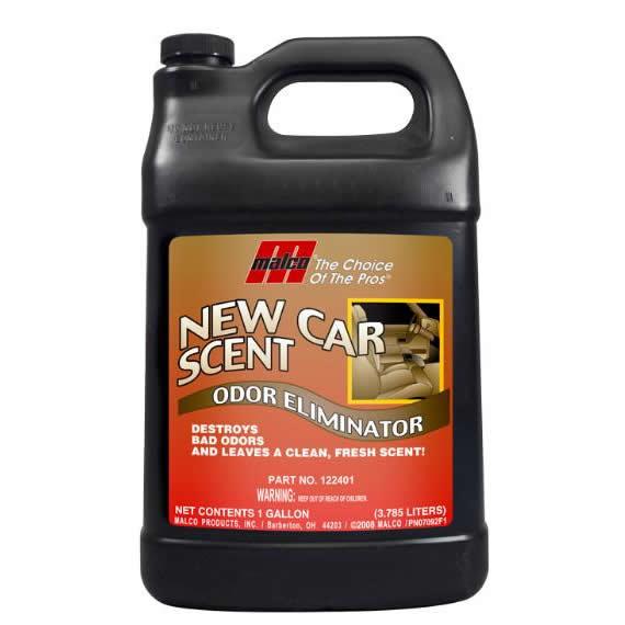 Car Odor Eliminator >> Malco New Car Scent Odor Eliminator 3 78l