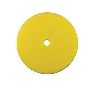 """Presta Yellow Foam Medium Cut Pad - 8.5"""""""
