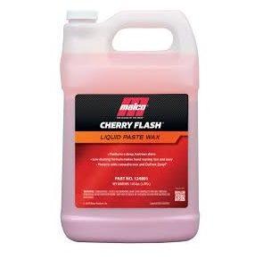 Malco Cherry Flash Liquid Paste Wax - 3.78L