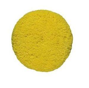 Medium Cut Double Sided Wool Yellow Pad